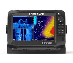 Lowrance HDS-7 Carbon Dual Chirp kaikuluotain/karttaplotteri