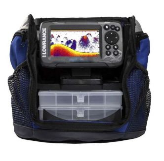 Lowrance HOOK2-4x GPS All Season Pack kannettava kaikuluotain