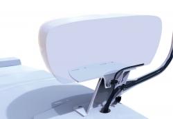 Vesitiivis rakenne ilman tiivistysaineita mukana tulevan Deck Seal -läpiviennin ansiosta