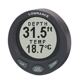 Lowrance LST-3800 digitaalinen syvyys/lämpötila mittari