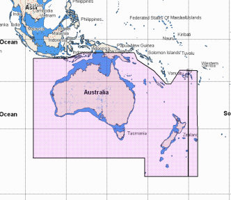 C-MAP DISCOVER Australia and New Zealand Continental (M-AU-Y060-HS)