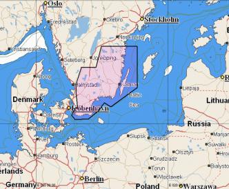 C-MAP DISCOVER Malmoe - Valdersmarkvik (M-EN-Y207-HS)