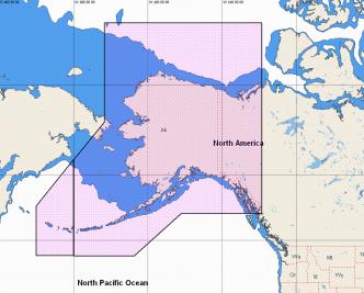 C-MAP REVEAL Alaska (M-NA-Y208-MS)