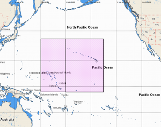 C-MAP REVEAL Hawaii, Marschall Is., French Polynesia (M-NA-Y210-MS)