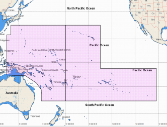 C-MAP DISCOVER Pacific Territories Continental (M-PC-Y050-HS)