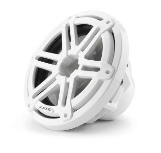 """JL Audio 10"""" M3-10IB Subwoofer valkoisella Sport-ritilällä"""