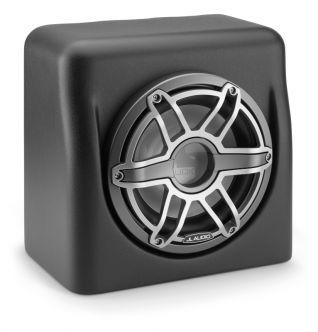"JL Audio 10"" koteloitu M6-10W Subwoofer, musta"