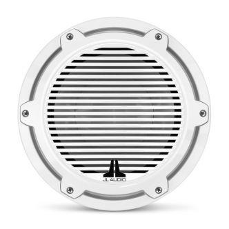 """JL Audio 10"""" M6-10IB Subwoofer valkoisella Classic-ritilällä"""