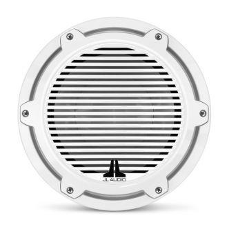"""JL Audio 10"""" M6-10W Subwoofer valkoisella Classic-ritilällä"""
