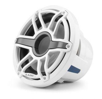 """JL Audio 10"""" M6-10W Subwoofer valkoisella Sport-ritilällä"""