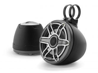 "JL Audio 6.5"" koteloitu M6-650VeX™ musta kaiutinpari"