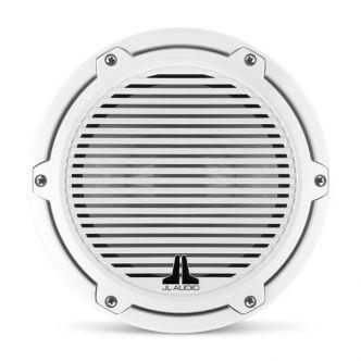 """JL Audio 8"""" M6-8IB Subwoofer valkoisella Classic-ritilällä"""