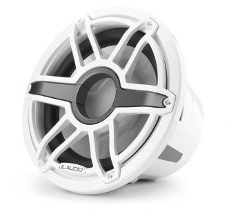 """JL Audio 12"""" M7-12IB Subwoofer valkoisella Sport-ritilällä"""