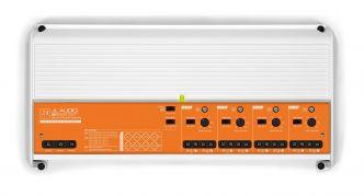 JL Audio M800/8-24V venevahvistin, 8-kanavainen 800 W (24 V)