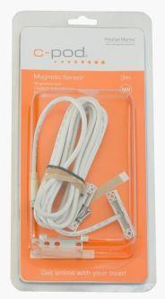 C-pod magneettinen tunkeutumisanturi USB-liitännällä