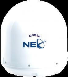 Glomex Mars 4 Skew NEO Satelliitti TV-antennijärjestelmä