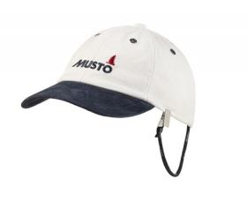 Musto Original Crew Cap ANTIQUE SAIL WHITE