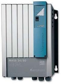 Mastervolt Mass 24/50-2 automaattilaturi kahdella lähdöllä