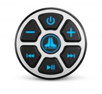 JL Audio MBT-CRXv2 vesitiivis Bluetooth-soitin käyttöpaneelilla