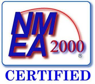 NMEA 2000® verkon virtajohto 2 m T-liittimellä