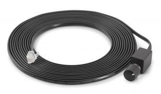 JL Audio MHD-RLC vesitiivis äänentason kaukosäädin M- ja MHD-sarjan vahvistimille