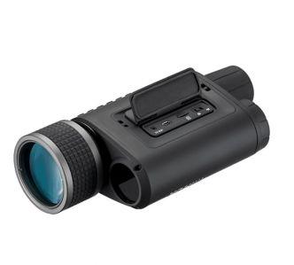 MINOX 650NVD Tallentava pimeänäkölaite valonvahvistimella
