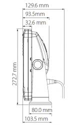 Lowrance HDS-16 Carbon Dual Chirp kaikuluotain/karttaplotteri