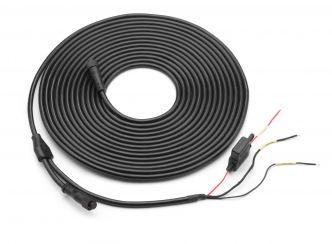 JL Audio MMC-PN2K-25 verkkokaapeli virransyötöllä MediaMaster® soittimille