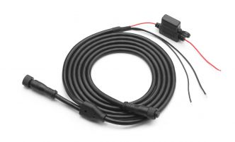 JL Audio MMC-PN2K-6 verkkokaapeli virransyötöllä MediaMaster® soittimille