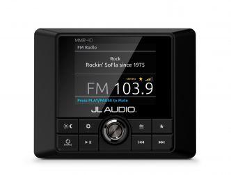 JL Audio MMR-40 vesitiivis kaukokäyttö täysvärinäytöllä MediaMaster® soittimille