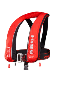 Mullion HI-Rise 150N Solas Regular automaattiliivi, punainen