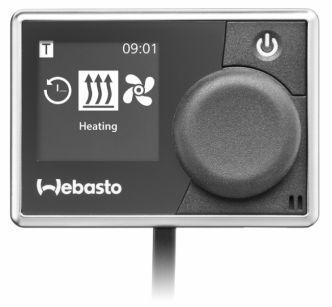 Webasto MultiControl ajastin LCD-näytöllä