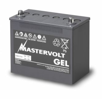 Mastervolt 12/55 Geeliakku