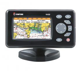 "SAMYUNG N430 4,3"" karttaplotteri"