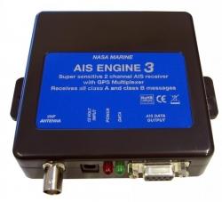 NASA AIS Engine 3 AIS-vastaanotin tietokoneelle
