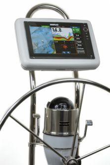 """NavPod SailPod GP1200 asennuskotelo 9.5"""" kaarivälille"""