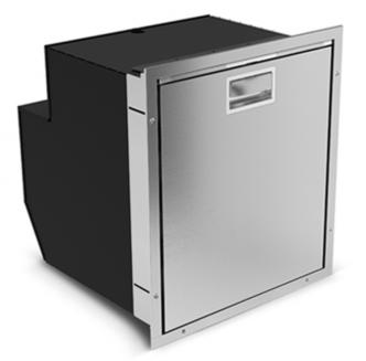 Vitrifrigo DW62RFX vetolaatikkojääkaappi, INOX
