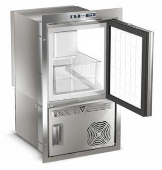 Vitrifrigo CL HYDRO jääpalakone ulkoisella vesiliitännällä, 230 V