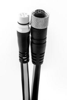 SeaTalk ng <-> Micro-C adapterikaapeli, naaras