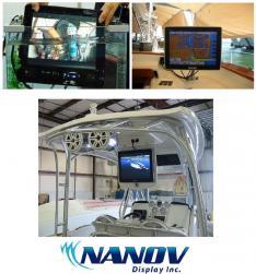 """Nanov NGLT150WP vesitiivis 15"""" monitori"""