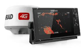 Simrad NSS9 evo3 4G tutkapaketti