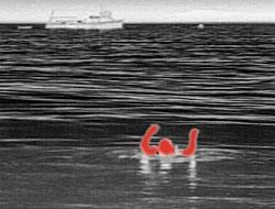 FLIR Ocean Scout 320 lämpökamera