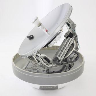 KVH TracPhone V7-IP mini-VSAT SatCom-järjestelmä