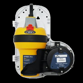 Ocean Signal SeaSafe EPIRB1 PRO automaattilaukaisulla