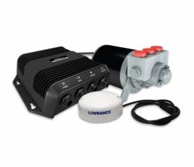 Lowrance/Simrad autopilottisarja hydrauliohjaukseen POINT-1 GPS:llä