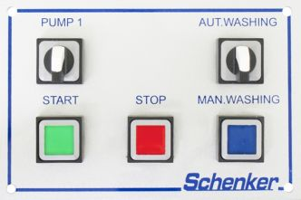 Schenker READY 35 watermaker
