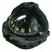 Plastimo Offshore 135 kompassi edestä luettava, musta