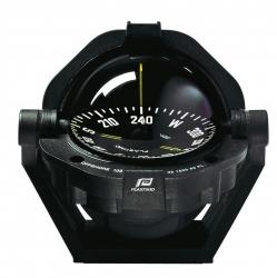 Kuvassa kompassi asennettuna lisävarusteena saatavalla asennusjalalla