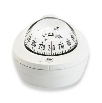 Plastimo Offshore 75 Pedistal kompassi, valkoinen