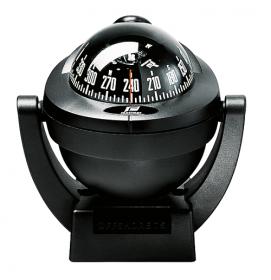 Plastimo Offshore 95 kompassi edestä luettava, musta